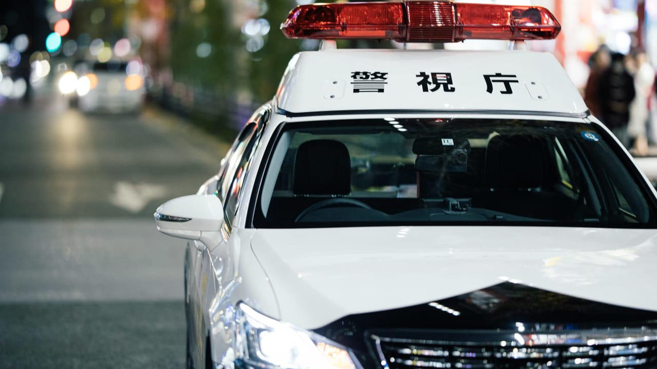 【川崎市多摩区】神奈川県にて実刑確定の男が刃物を所持し車で逃走中。【事件】