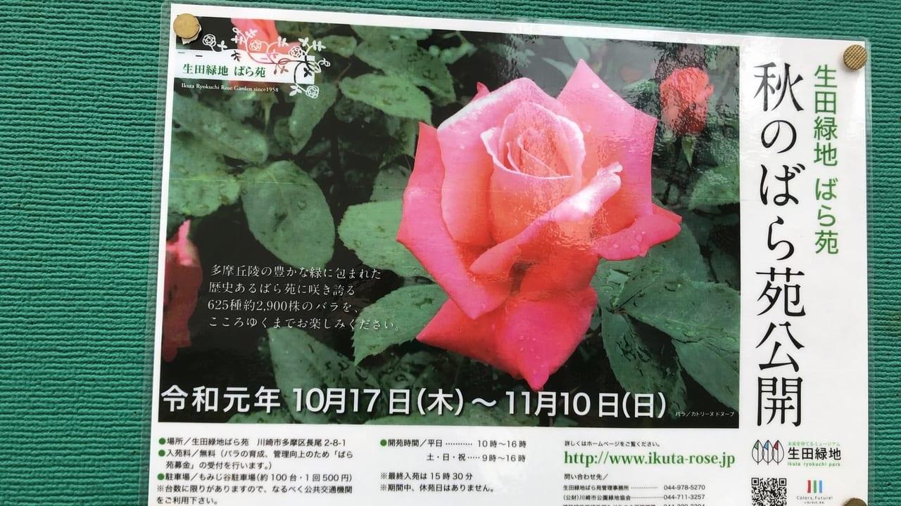 ばら苑2019秋(2019撮影)
