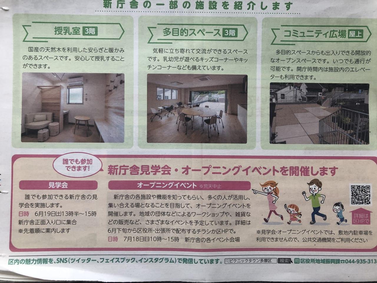 多摩区役所生田出張所